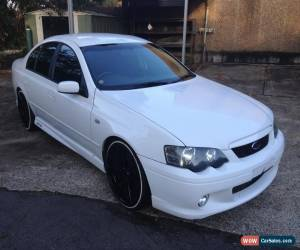 Classic FORD FALCON BA SEDAN XR6 TURBO 6 PEED MANUAL DAMAGED STATUTORY WRITE OFF for Sale