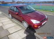 X Reg Ford Focus LX TD DI 5DR for Sale