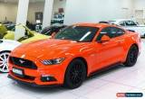 Classic 2016 Ford Mustang FM Fastback GT 5.0 V8 Competition Orange Automatic 6sp A for Sale