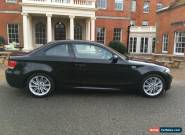 2008 BMW 120D M SPORT BLACK for Sale