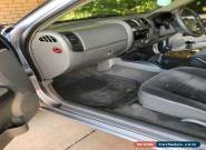 2004 Grey Holden RA Rodeo 4x4  Dual cab dual fuel ute for Sale