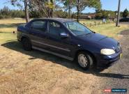 2001 Holden Astra  for Sale