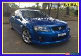 Classic 2009 Holden Commodore VE SS Blue Automatic A Sedan for Sale