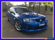 2009 Holden Commodore VE SS Blue Automatic A Sedan for Sale