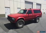 1983 Toyota Other Base Standard Cab Pickup 2-Door for Sale