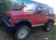 Suzuki Sierra 1991 for Sale