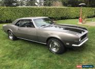 1968 Chevrolet Camaro Sport Coupe for Sale