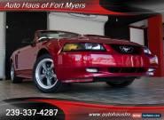 2001 Ford Mustang GT Convertible 2-Door for Sale