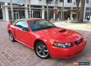 2002 Ford Mustang GT Convertible 2-Door for Sale