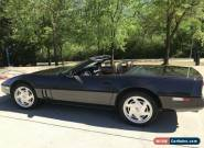1989 Chevrolet Corvette Base Convertible 2-Door for Sale
