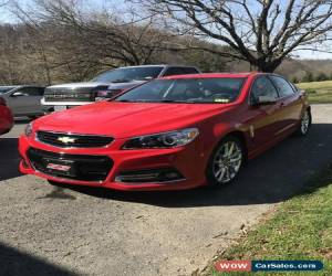 Classic 2014 Chevrolet SS Base Sedan 4-Door for Sale