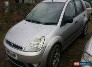 2002 Ford fiesta 1.6 Ghia NO RESERVE for Sale