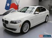 2013 BMW 5-Series Base Sedan 4-Door for Sale