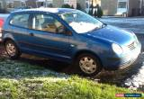 Classic 2003 volkswagen polo 1.2 for Sale