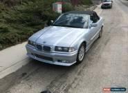1998 BMW 3-Series Base Convertible 2-Door for Sale