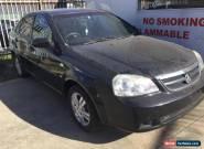 Holden Viva 4D 2006 for Sale