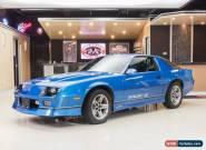 1985 Chevrolet Camaro Sport Coupe 2-Door for Sale
