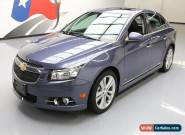 2014 Chevrolet Cruze LTZ Sedan 4-Door for Sale