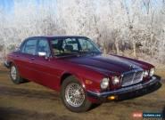 1987 Jaguar XJ12 Vanden Plas for Sale