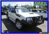 Classic 2012 Toyota Hilux KUN16R MY12 SR Silver Manual 5sp M Cab Chassis for Sale