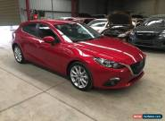 2015 Mazda 3 SP25 BM 5dr auto 20km like brand new not damaged ideal export farm for Sale