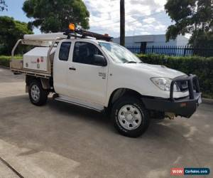 Classic 2011 Toyota Hilux KUN26R MY11 Upgrade SR (4x4) Manual 5sp M for Sale