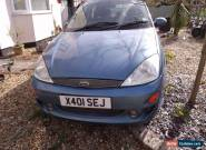 ford focus Zetc collection 1.8L spares or repair for Sale