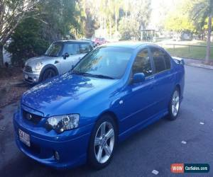 Classic 2005 BA MKII Ford Falcon XR6 Sedan for Sale