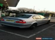BMW 3 SERIES 2.0 318i Sport 4 door for Sale