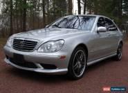 2006 Mercedes-Benz S-Class Base Sedan 4-Door for Sale