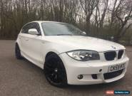 59 BMW 118D M SPORT 6 SPEED DIESEL FULL MOT VERY CLEAN  for Sale