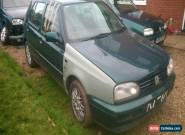 VW GOLF VR6 & GTI 16v Breaking parts obd2 for Sale