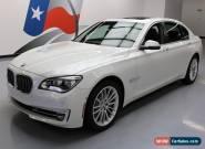 2015 BMW 7-Series Base Sedan 4-Door for Sale