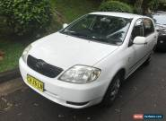 Toyota Corolla Seca 5 Speed Manual for Sale