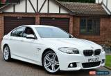 Classic 2013 BMW 5 Series 2.0 520d M Sport 4dr for Sale