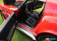 Corvette Stingray 454 Big Block USA Muscle Car ( See Video) for Sale