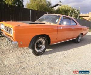 Classic Plymouth: Road Runner for Sale
