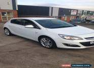 2012 VAUXHALL ASTRA SRI CDTI S/S WHITE best price on the internet for Sale