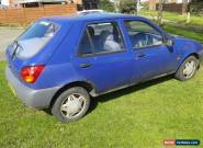 Ford Fiesta 1.3 SPARES OR REPAIR MOT Failure but 31K miles only! for Sale