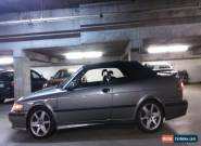 Saab: 9-3 SE TURBO CONVERTIBLE for Sale