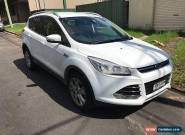 2013 Ford Kuga - Low Reserve for Sale
