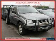 2010 Nissan Navara D40 RX (4x4) Grey Automatic 5sp A for Sale