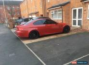 BMW M3 4.0L V8  for Sale