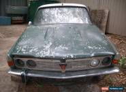 1969 Rover P6B for Sale