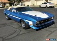 1971 Ford Mustang Convertible 2-Door for Sale