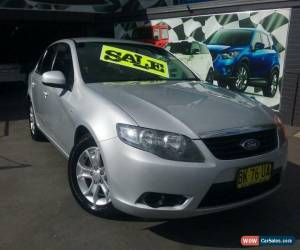Classic 2011 Ford Falcon FG XT Silver Automatic 6sp A Sedan for Sale