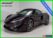 2017 McLaren Other Base Coupe 2-Door for Sale