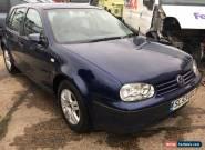2003 Volkswagen Golf 1.6 11 MILEAGE AUTO VERY GOOD CONDITION for Sale