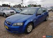 2006 Holden Commodore VE Omega Blue Automatic 4sp A Sedan for Sale