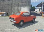 1969 Ford Capri 1600CC GT for Sale